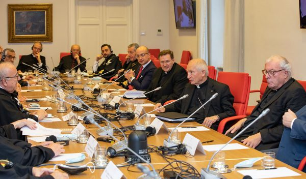 Cardinal Silvano Maria Tomasi Professed members