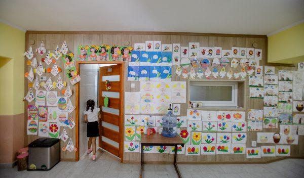 centre Roma children